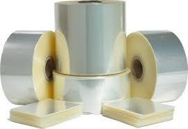 Scratch card packing film ( Heat sealable BOPP film )