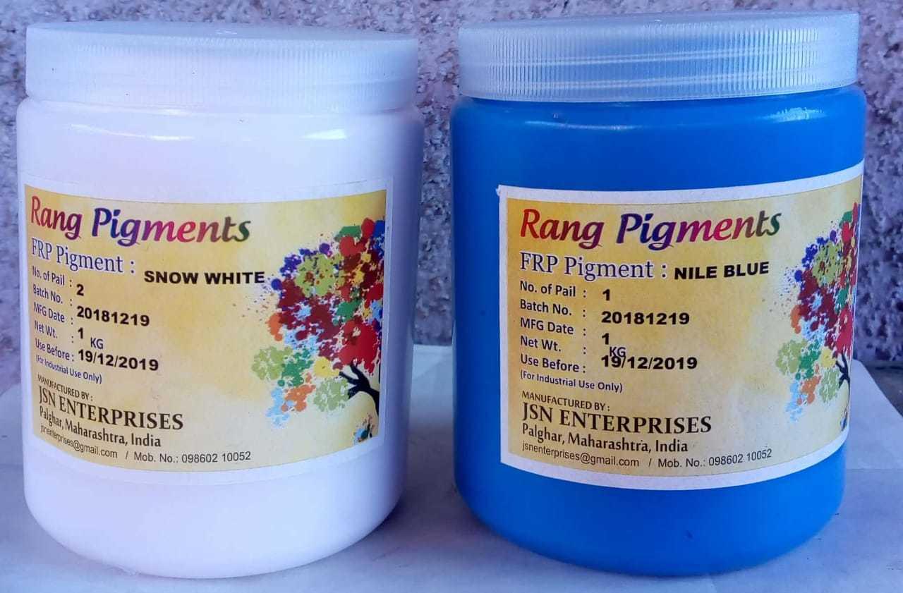 Epoxy Pigment Paste