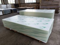 Clear Polystyrene Sheet For Covid-19 Antivirus Protection Mask
