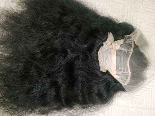 Black Front Lace wig