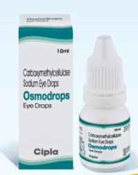 Carboxymethlycellulose Sodium and Oxychloro Complex Eye Drop