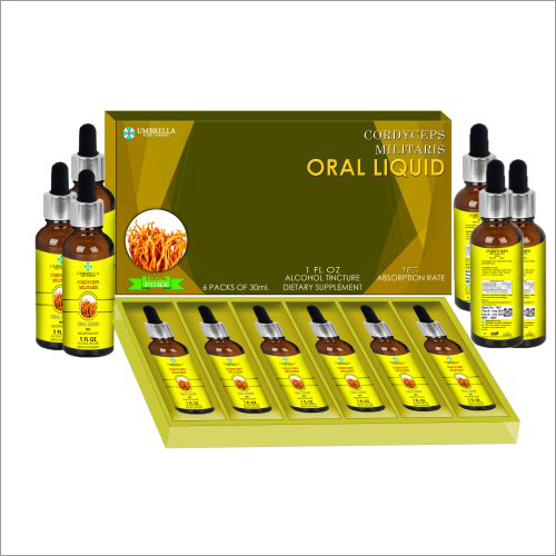 Oral Liquid Cordyceps