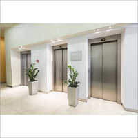Stainless Steel Hotel Lift