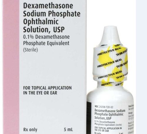 Dexamethasone Sodium Phosphate Eye Drop
