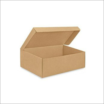Brown Corrugated Packaging Box