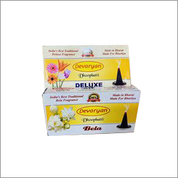 Dhoop Cone Box