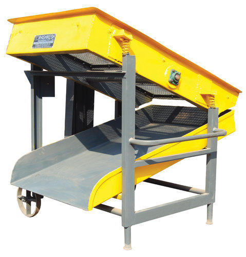 Mild Steel Vibratory Sand Screening Machine