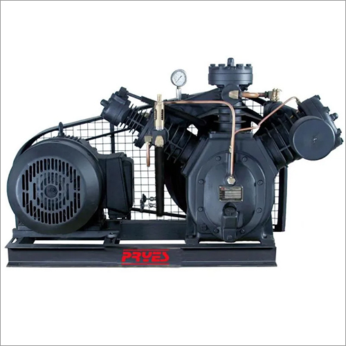 Bed Mounted Multi Stage Compressor