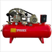 5 HP Two Stage Tank Compressor