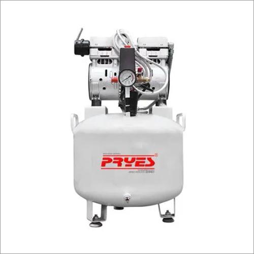 1 HP Vertical Tank Dental Compressor