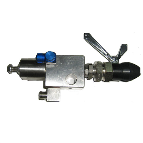 Auto Airless Spray Gun