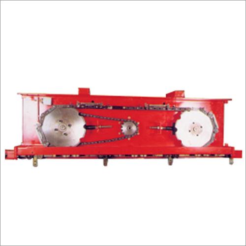 Caterpillar Type Positive Transmission Drive Unit