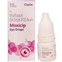 Moxifloxacin Eye Drop