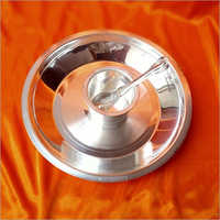 Silver Plated Round Taman