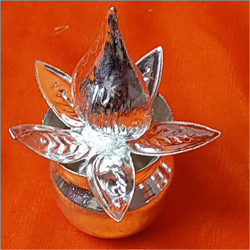 Silver Plated Pooja Kalsh