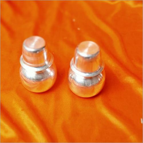 Silver Plate Small Kalash