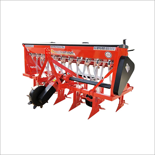 Direct Seeder Rice