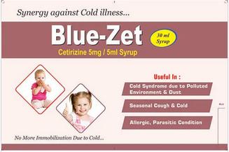 Blue Zet