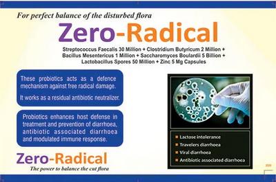Zero Radical