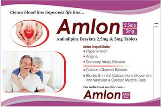Amlon 2.5 & 5