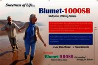 Bluemet 500 Sr & 1000 Sr