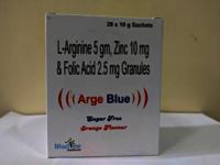 Arge blue