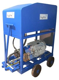 Electric Pressure Testing Pumps & Machines
