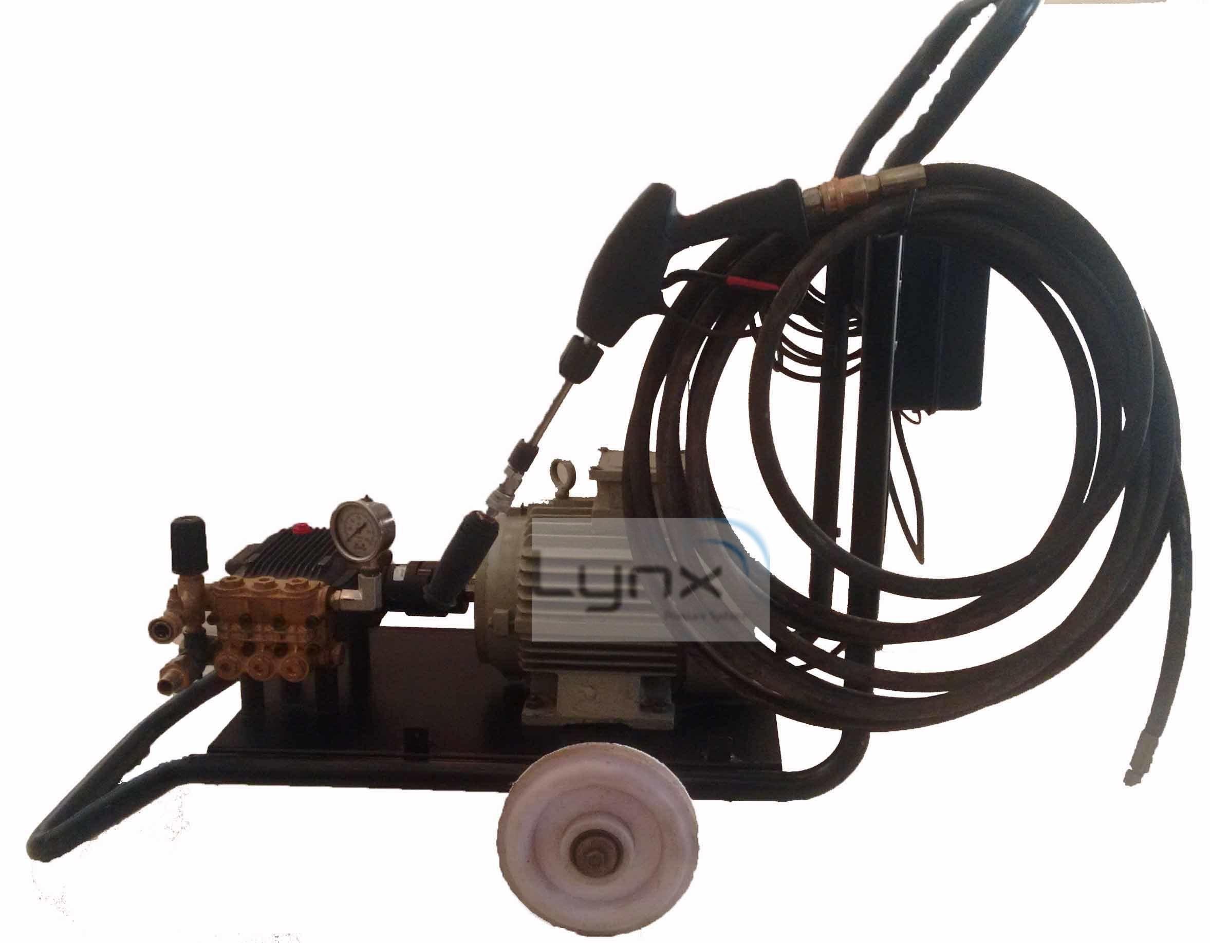 Electric Pressure Testing Pumps & Machines