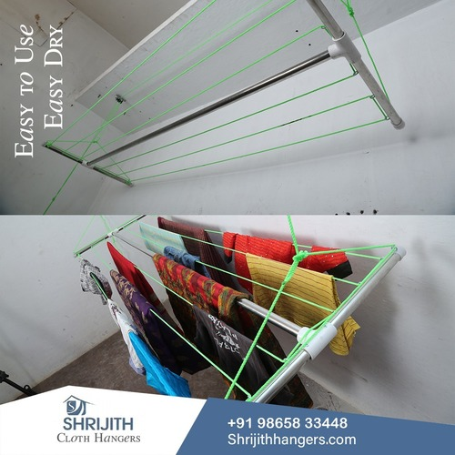 Cloth Drying Ceiling Hangers Supplier In Coimbatore