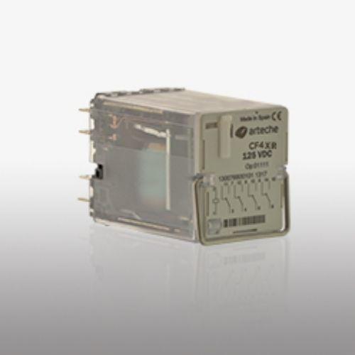 Arteche Ultra high speed contactor relay CF-4XR Arteche Trip and lockout relays
