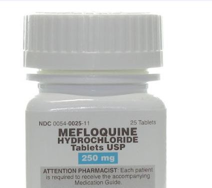 Mefloquine HCL Tablets