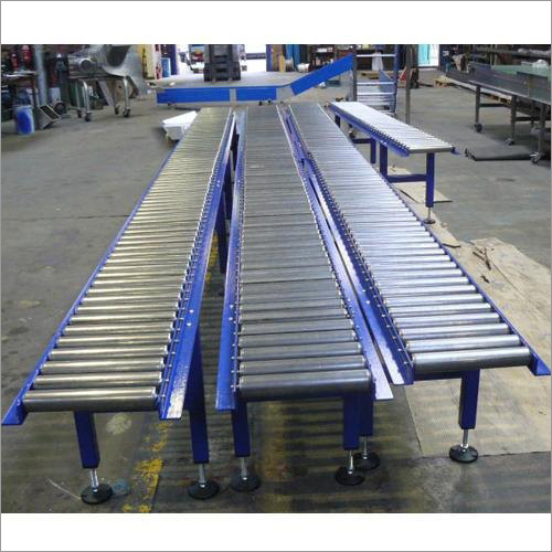 Stainless Steel Roller Conveyor System