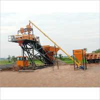 Industrial Mobile Concrete Plant