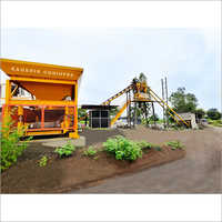 Industrial Concrete Batching Mixing Plant