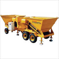 Heavy Duty Mobile Batching Plant