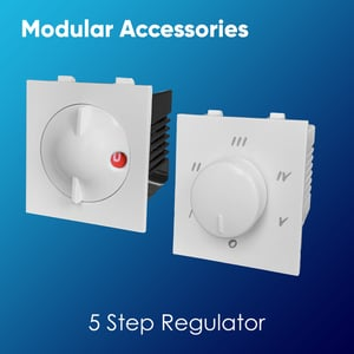 5 Step Regulator