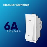 6A 2 Way Switch