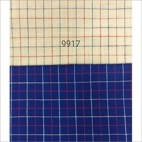 Knitting Check Fabric