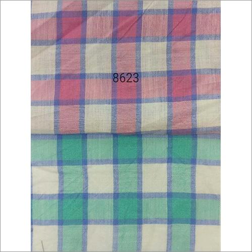Textile Check Fabric