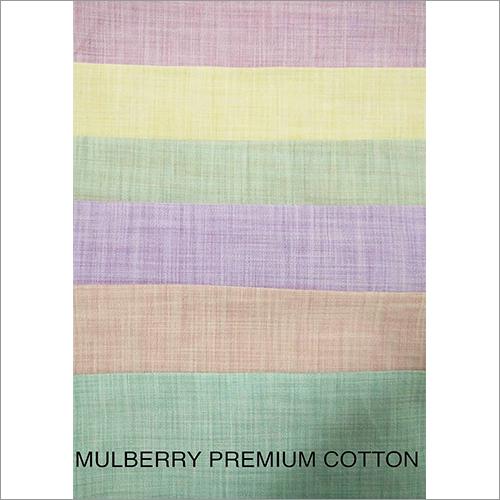 Mulberry Premium Cotton Fabric