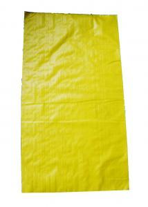 5 KG Yellow Fabric Packaging Bags