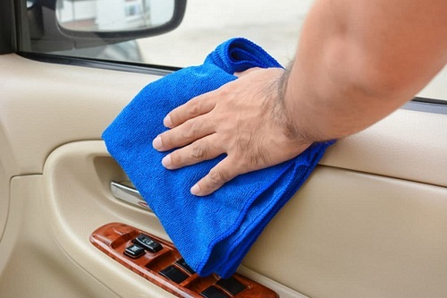 Interiors All Purpose Car Wash Cleaner