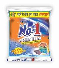 Anand's No 1 Detergent Powder