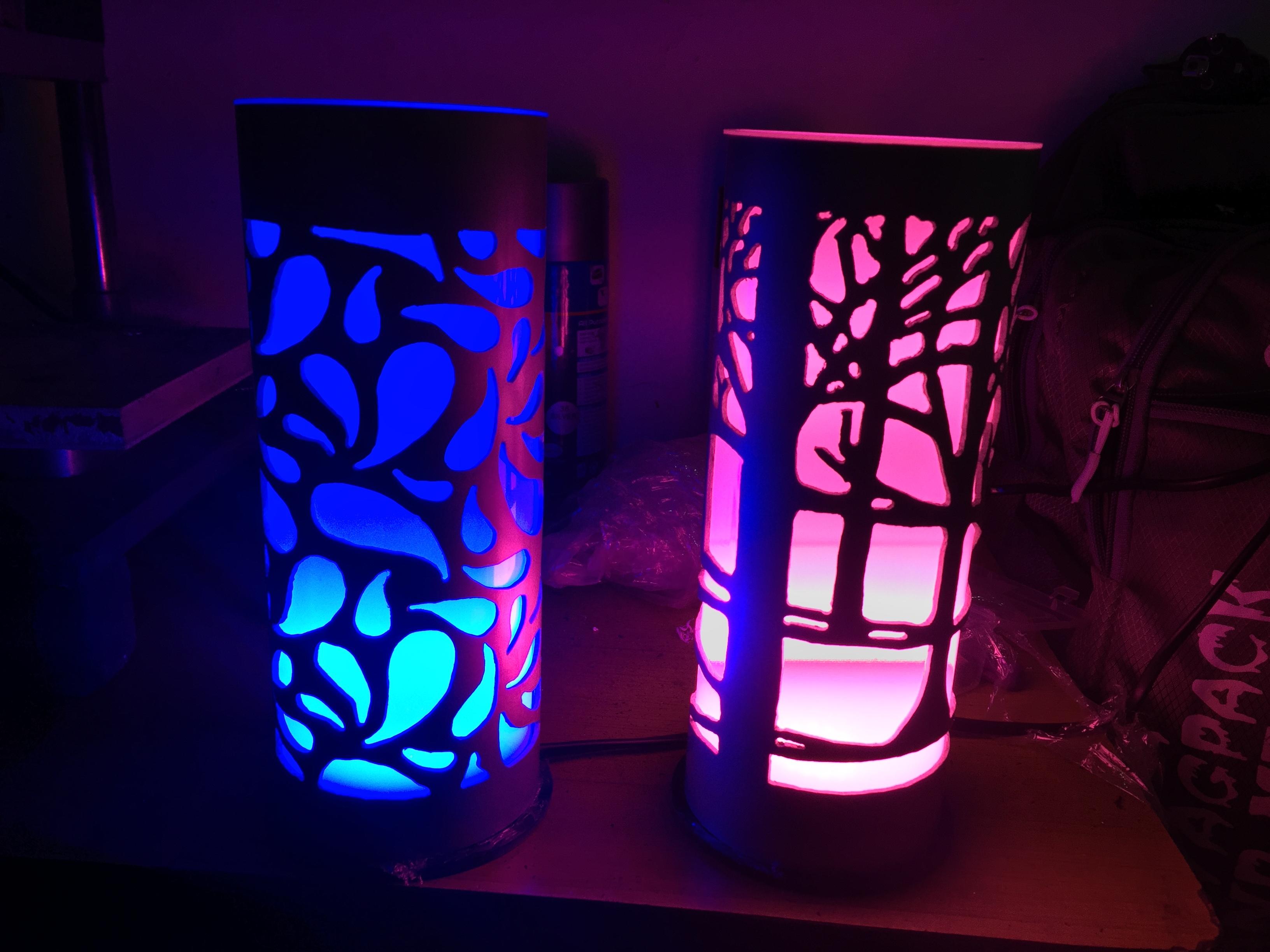 Designer Night Lamps