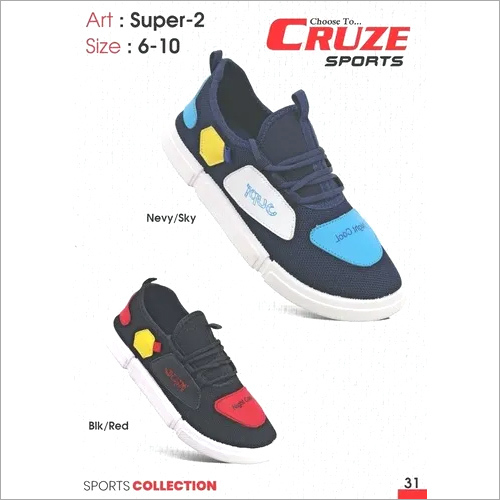 Cruze Knitting Sports Shoes
