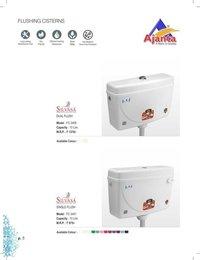 Silvasa Dual Flush Cistern