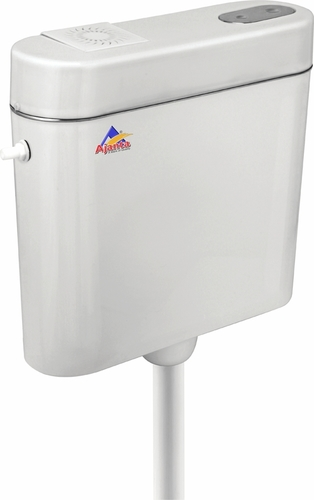 Art Flushing Cistern