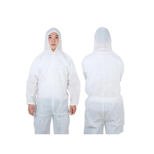 PLA PP+PE PP SMS isolation gown