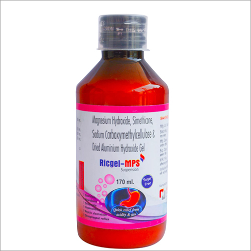 Magnesium Hydroxide Simethicone Sodium Carboxymethylcellulose and Dried Aluminium Hydroxide Gel Suspension
