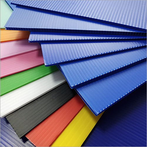 Plastic Roofing Corrugated Sheet